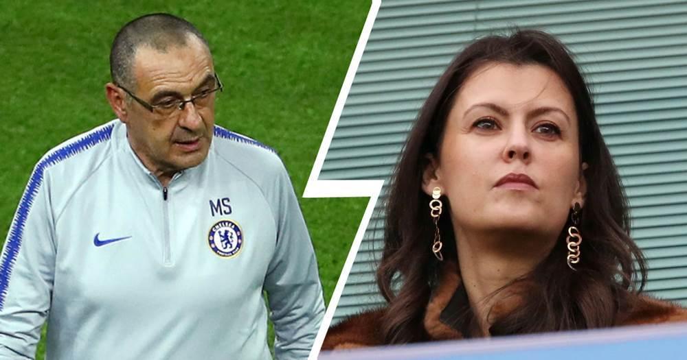 Cánh tay mặt của Abramovich lý giải vì sao Chelsea không giữ Sarri - Bóng Đá