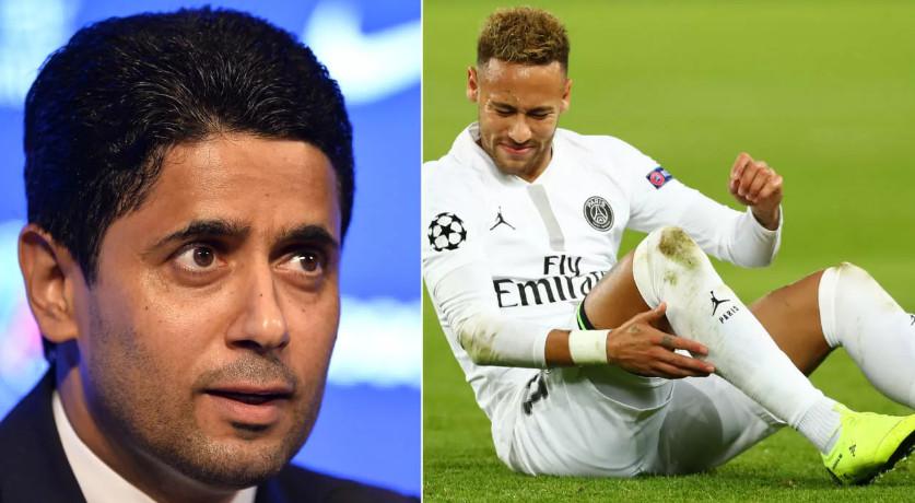 Thông điệp từ ông chủ PSG, Neymar và Mbappé có thể đi? - Bóng Đá