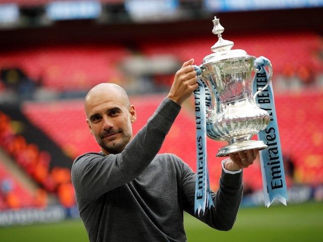 Pep cần thêm 4 người để vô địch Champions League - Bóng Đá