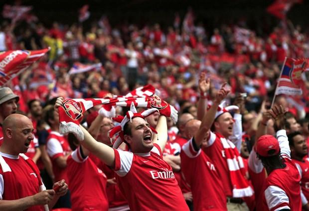 CĐV Arsenal:
