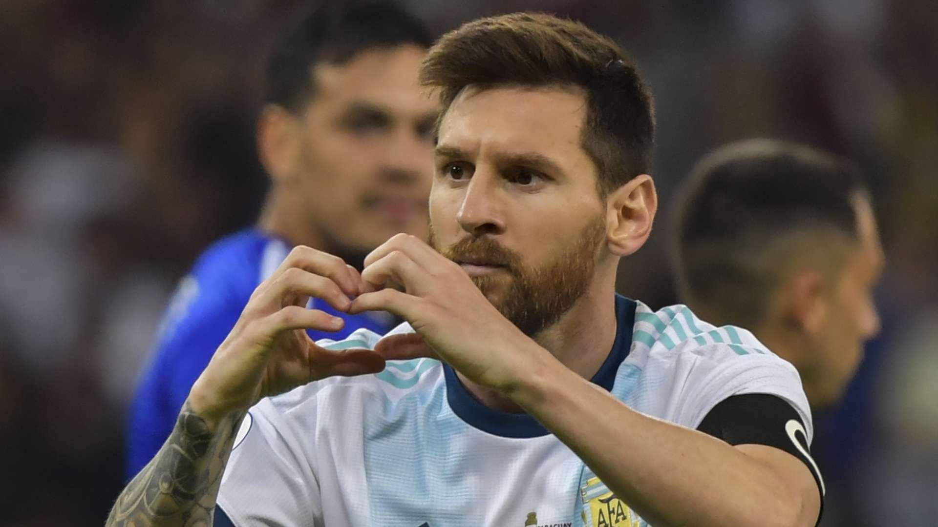Vòng bảng Copa America: Ông lớn đều