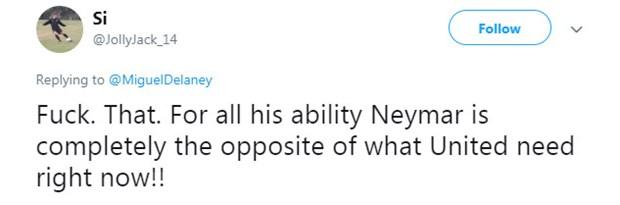 Pogba - Neymar đổi chỗ, CĐV Man Utd phản ứng thế nào? - Bóng Đá