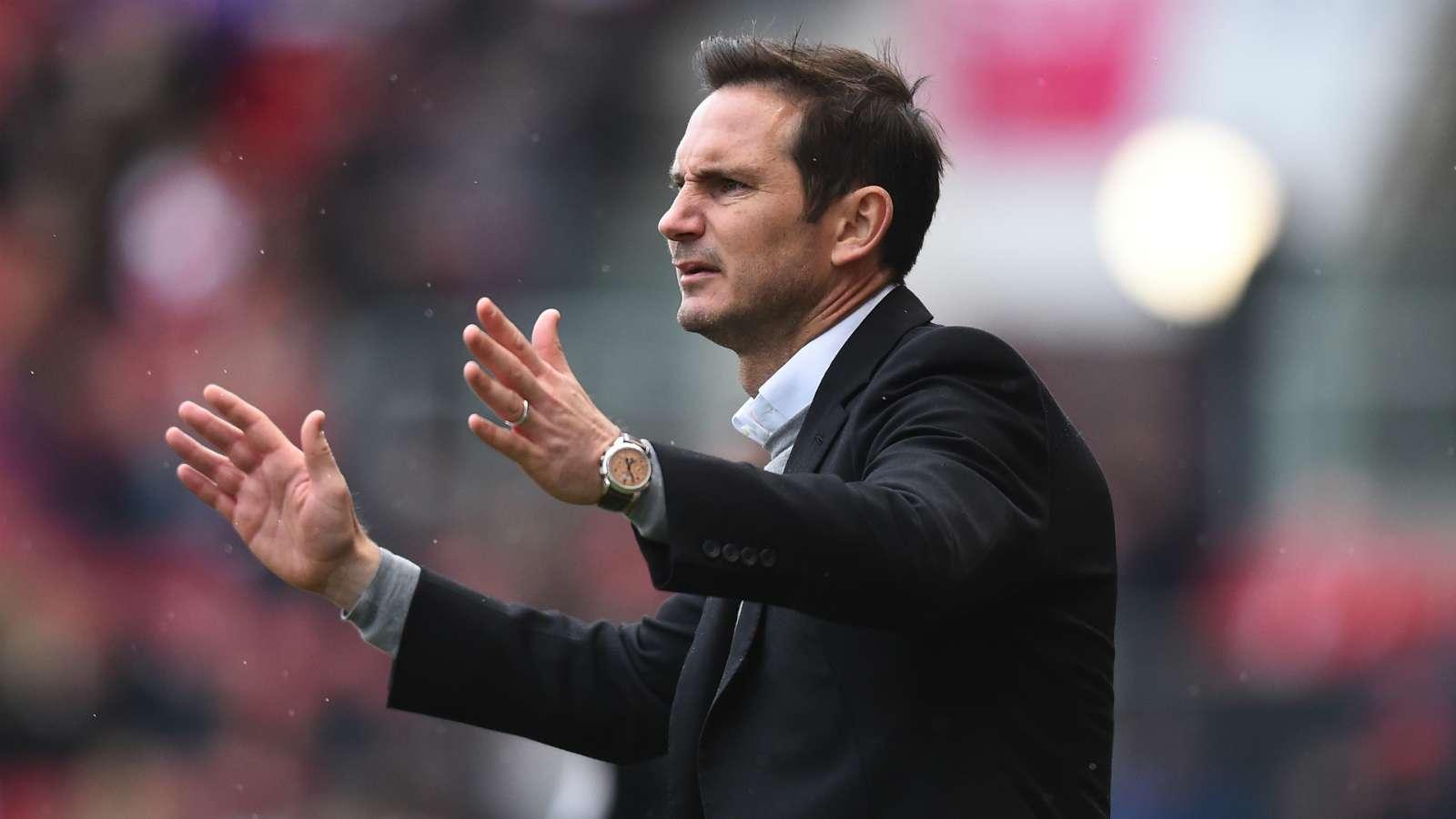 NÓNG! Derby quyết giành Lampard với Chelsea đến phút cuối - Bóng Đá