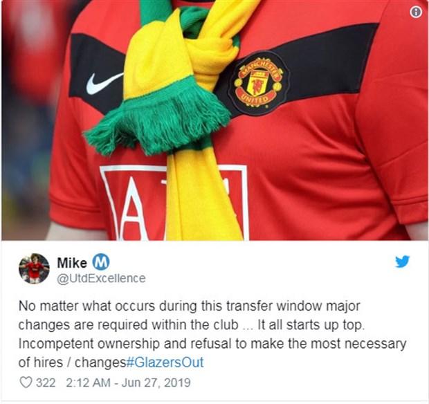 Bom tấn kích nổ, nhưng CĐV Man Utd vẫn