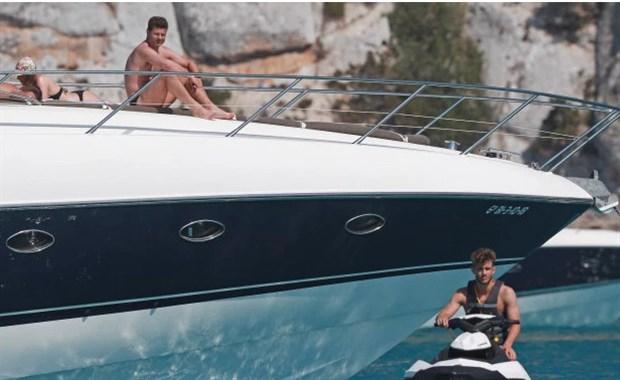 Những chiếc du thuyền đắt nhất được làng túc cầu trọng dụng mùa hè này - Bóng Đá
