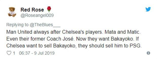 CĐV Chelsea:
