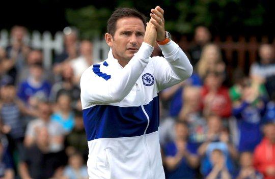 Sắp gặp người thay thế Hazard, Lampard nói gì? - Bóng Đá
