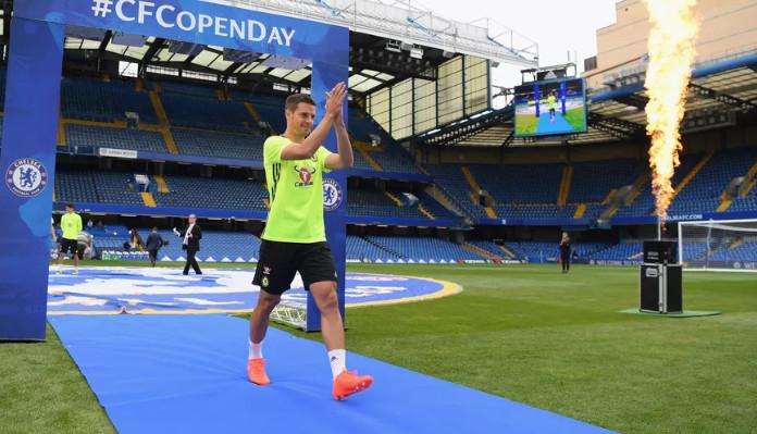 Chelsea sẵn sàng cho đối thủ vào quan sát các buổi tập - Bóng Đá