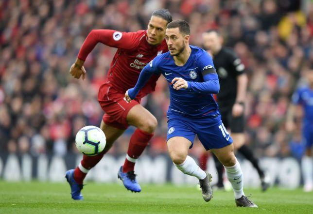 Rời nước Anh, Hazard nói một điều khiến Liverpool
