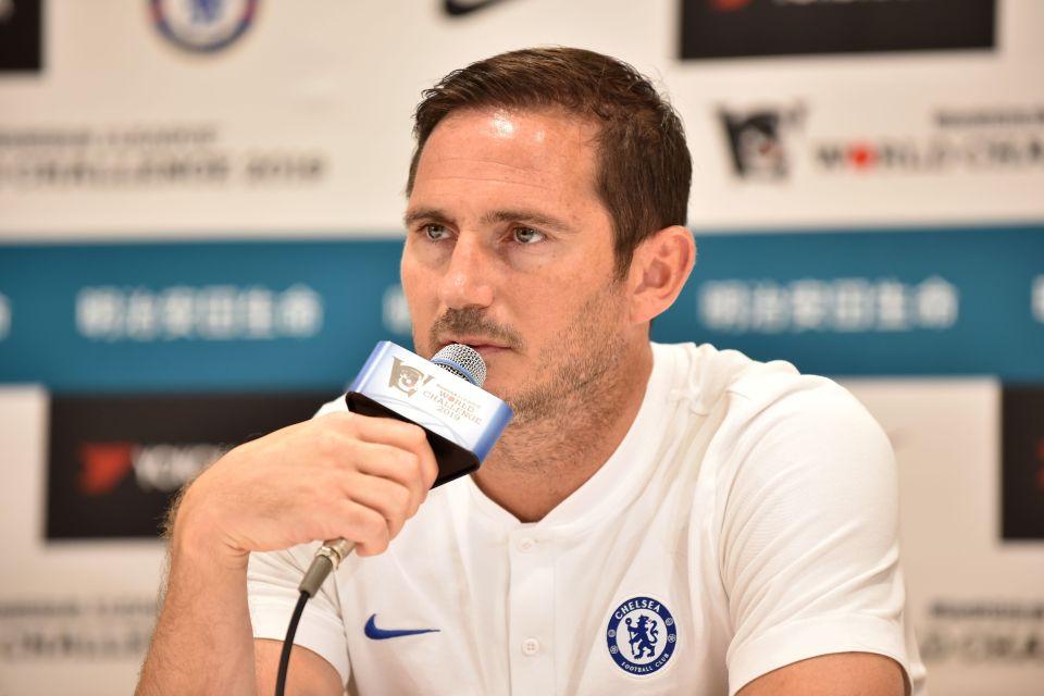 Vừa thất bại, Lampard đã tuyên bố mục tiêu