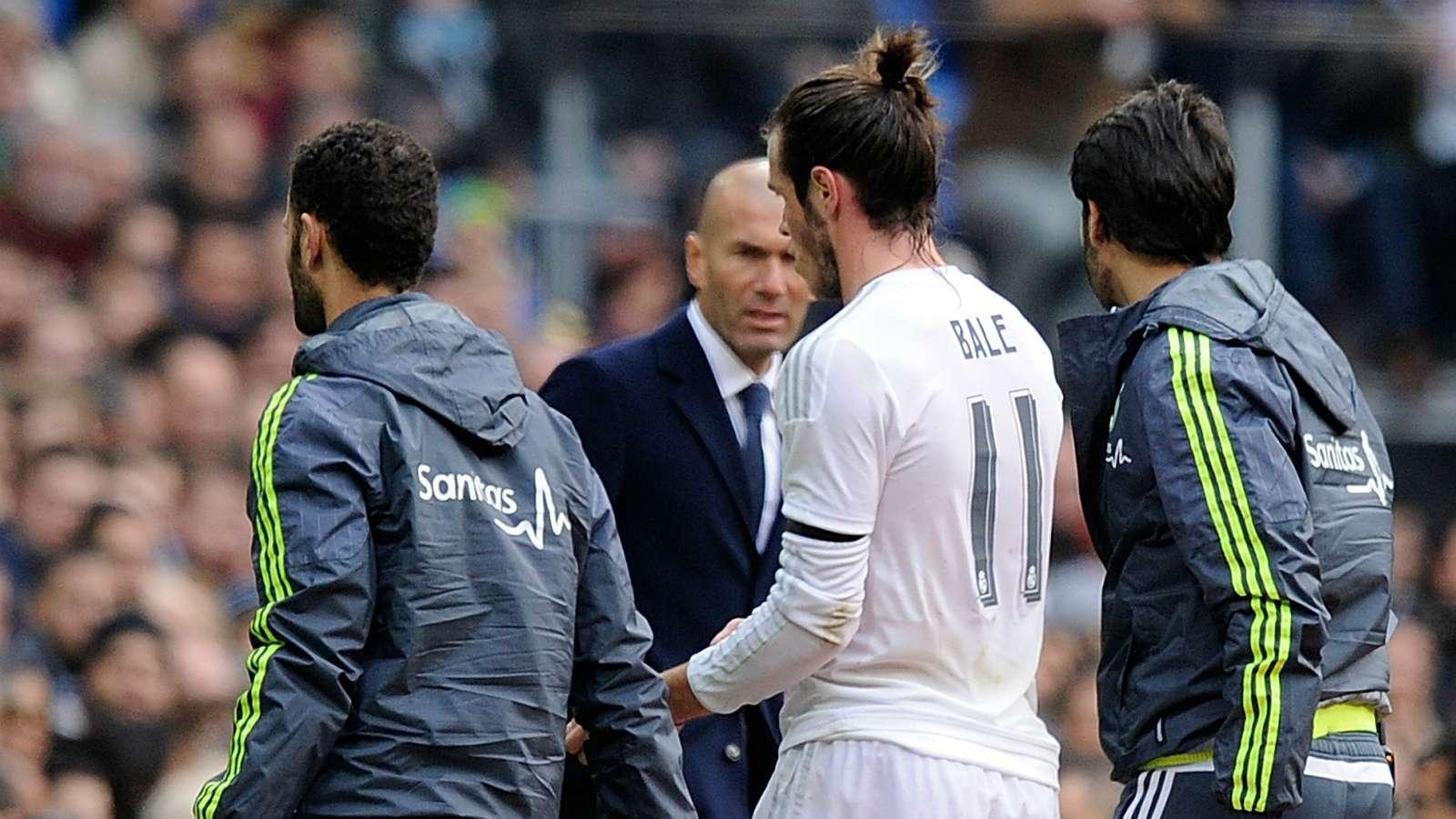 Cựu chủ tịch Real tiết lộ mối quan hệ giữa Zidane, Ronaldo và Bale - Bóng Đá