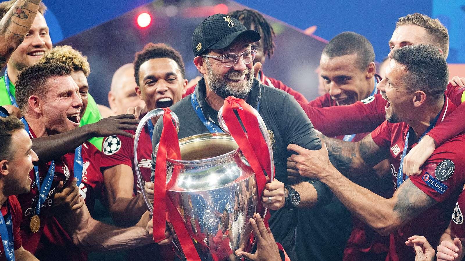 Klopp chỉ ra một điều Liverpool vẫn đang thiếu - Bóng Đá