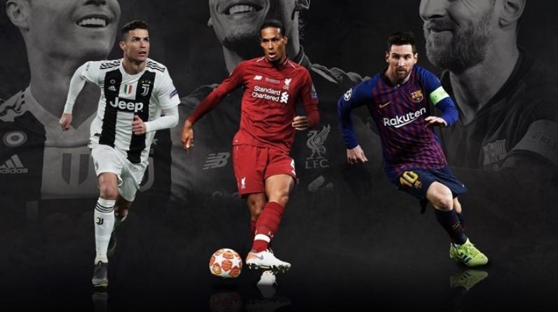 UEFA công bố 3 ứng viên