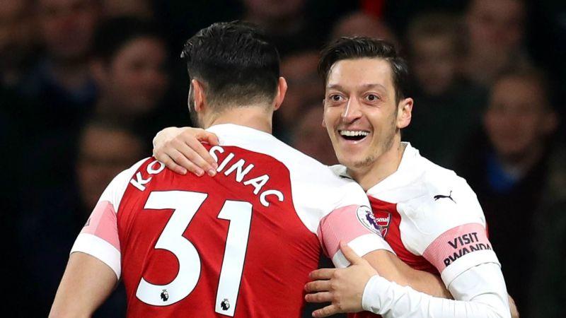 Khi nào Ozil mới tái xuất trong màu áo Arsenal? - Bóng Đá