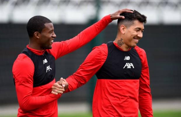 Hàng loạt gương mặt lạ xuất hiện trong buổi tập của Liverpool - Bóng Đá