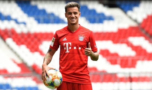 Trước khi đến Bayern, Coutinho đã chờ cuộc gọi từ Liverpool - Bóng Đá