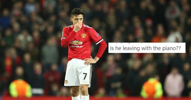 Sanchez lộ chuyện hậu trường, CĐV Man Utd nói lời cay nghiệt - Bóng Đá