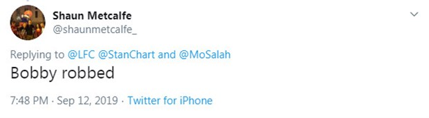 Khó tin, CĐV Liverpool thất vọng vì Salah có giải thưởng  - Bóng Đá