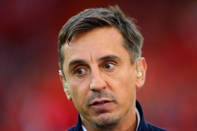 Thay Solskjaer dẫn dắt Man Utd, Neville có dám? - Bóng Đá