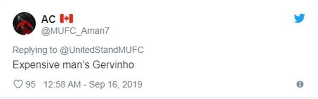 CĐV Man Utd hả hê với