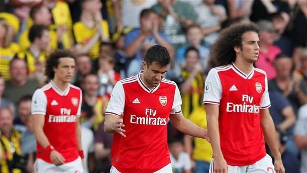 Sao Arsenal nhận