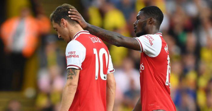 Các cầu thủ Arsenal không còn tin Emery - Bóng Đá