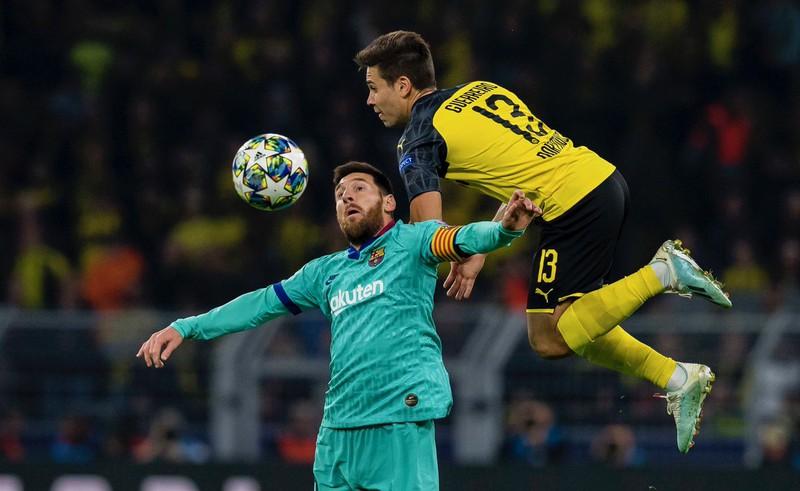 Champions League đêm qua: