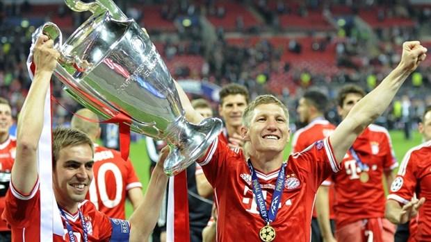 Schweinsteiger và những người đồng đội tuyệt nhất - Bóng Đá