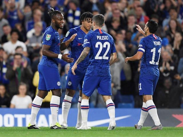 Abraham đủ lớn, Chelsea tự tin bán bớt tiền đạo - Bóng Đá
