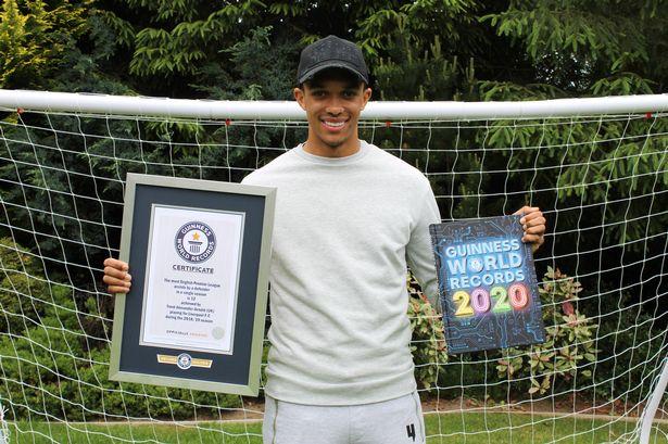 CHÍNH THỨC! Sao Liverpool được xác nhận kỷ lục Guinness  - Bóng Đá