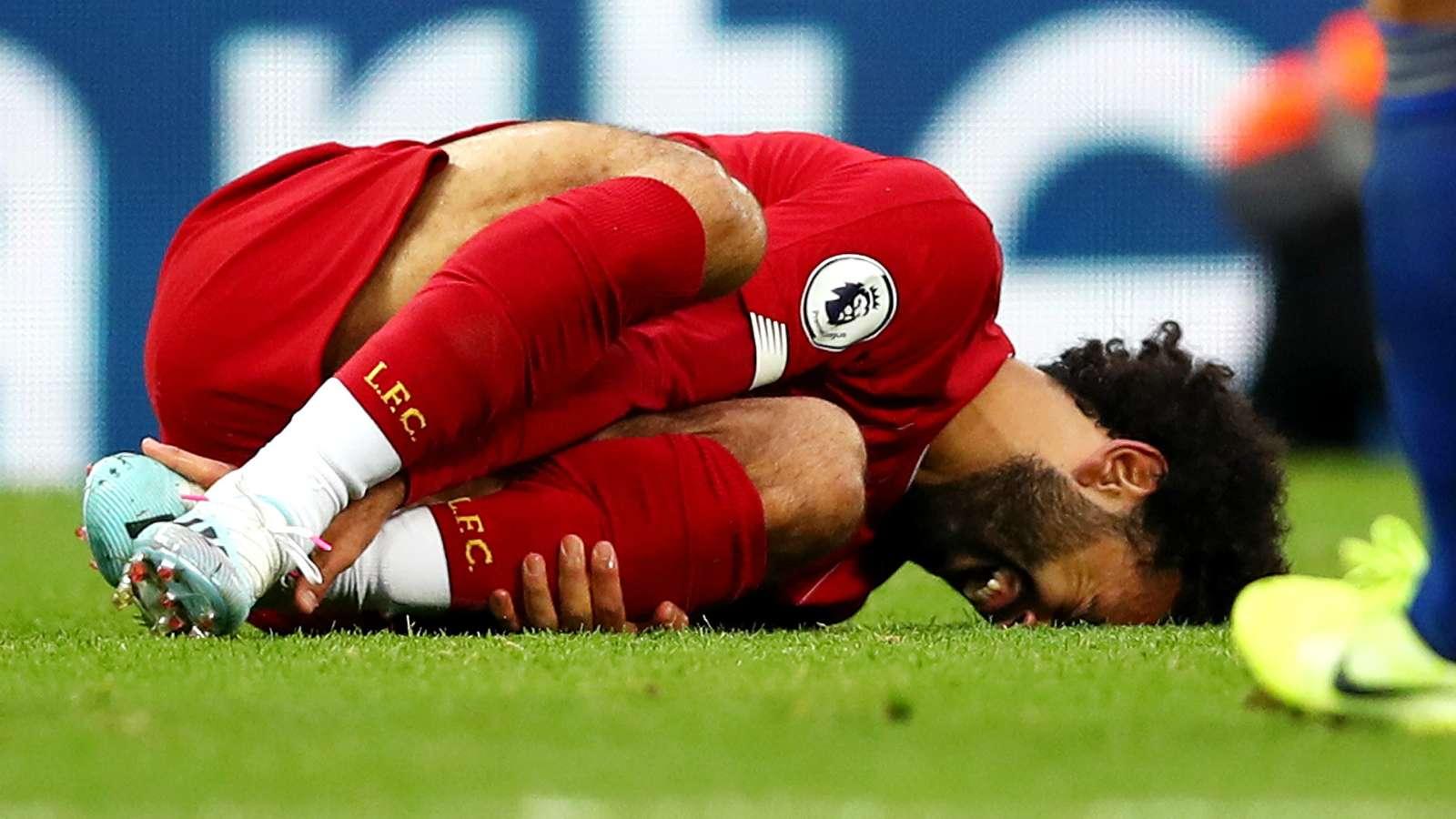 Salah bắt đầu tập giáo án riêng trước đại chiến Man Utd - Liverpool - Bóng Đá