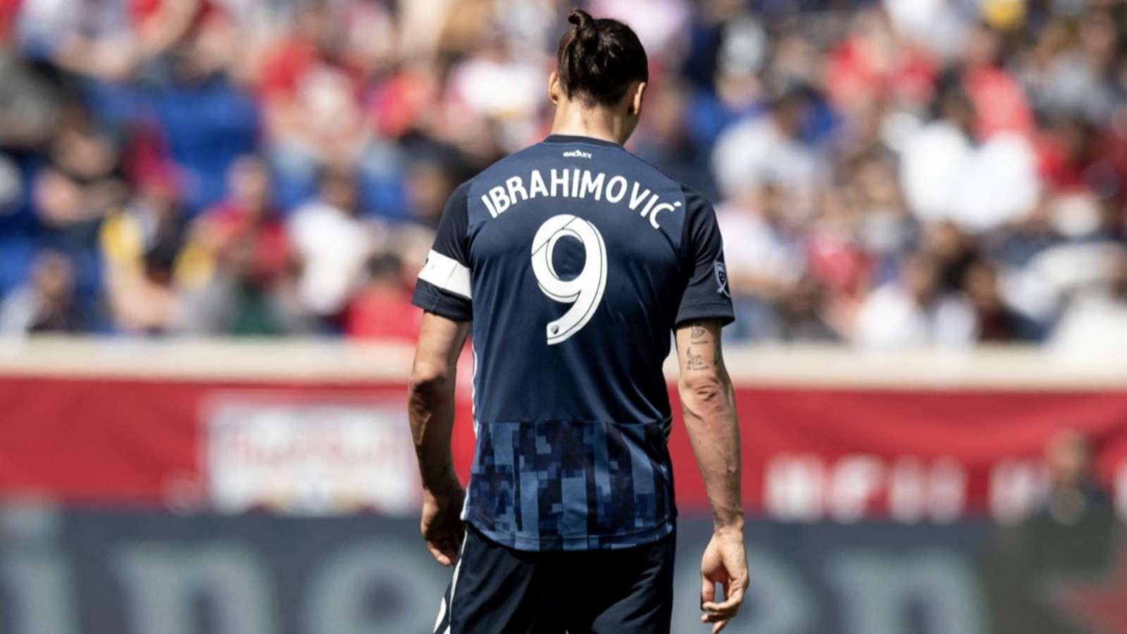 Ibrahimovic lại lên tiếng về việc tới Man Utd - Bóng Đá