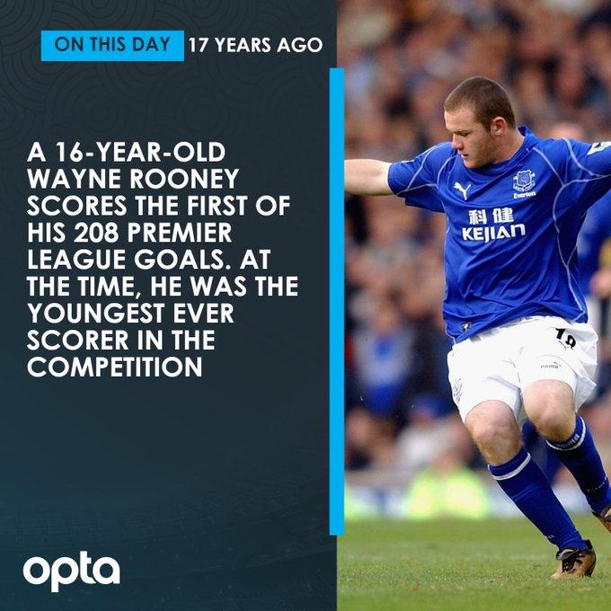 Ngày này năm xưa: Rooney đặt dấu ấn đầu tiên tại Premier League  - Bóng Đá