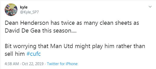 Nhìn Arsenal ngã ngựa, CĐV Man Utd lo lắng cho De Gea - Bóng Đá
