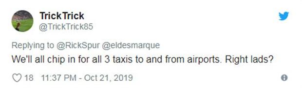 Real vừa gọi, CĐV Tottenham đặt chỗ sân bay tiễn sao - Bóng Đá