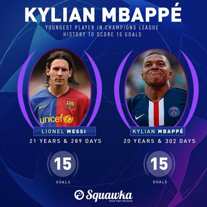 Với hơn 30 phút, Mbappé CHÍNH THỨC phá kỷ lục của Messi - Bóng Đá