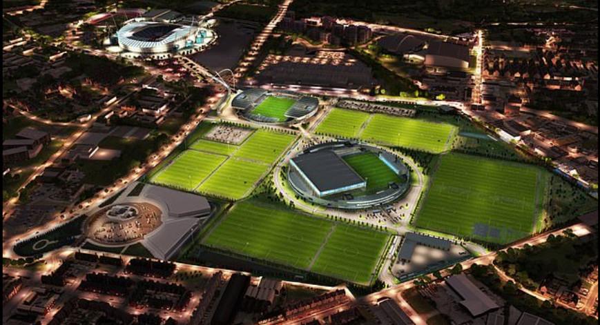 Lộ kế hoạch gần 300 triệu bảng của Man City - Bóng Đá
