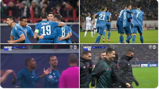 Bị cướp bàn thắng, thái độ của Ronaldo thế nào? - Bóng Đá