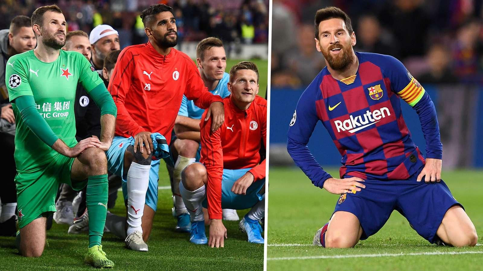 Messi và dàn sao Barcelona bị tố