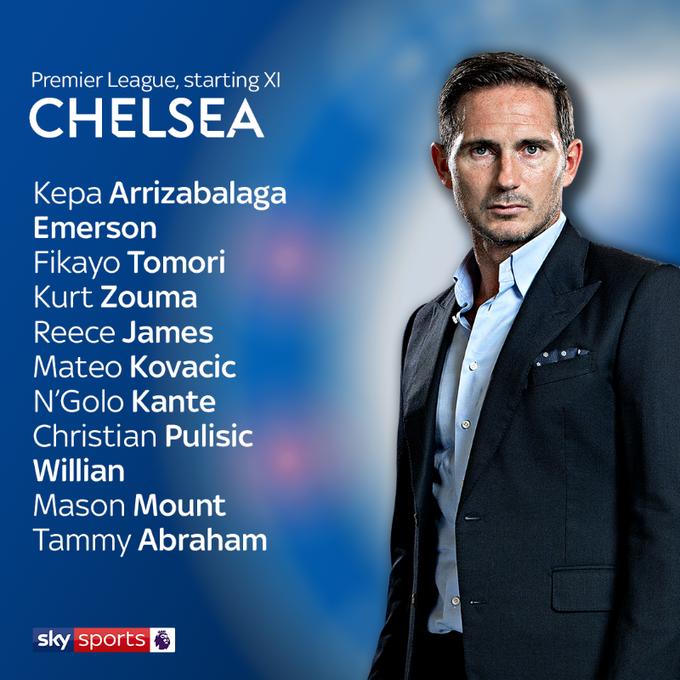 Với Lampard, Chelsea tiếp tục trẻ - Bóng Đá