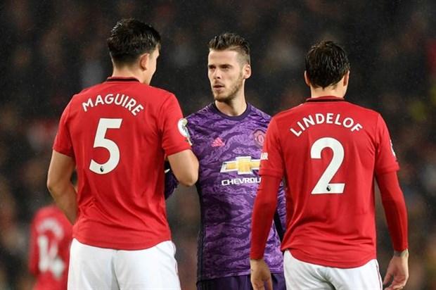 Đến CĐV Man Utd cũng muốn Maguire làm đội trưởng - Bóng Đá