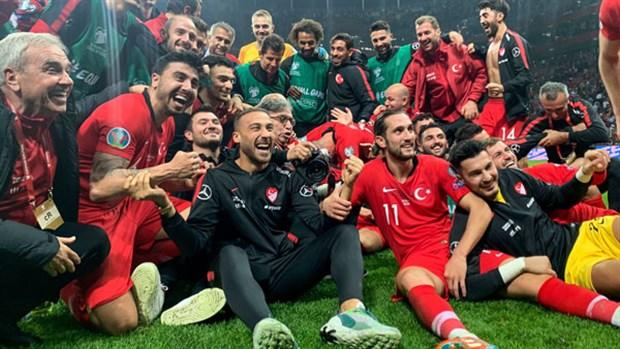 Danh sách 12 đội tuyển có vé dự EURO 2020 - Bóng Đá
