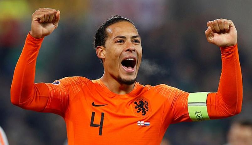 Van Dijk bất ngờ rút khỏi tuyển Hà Lan  - Bóng Đá