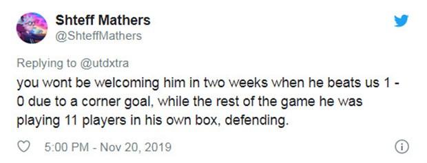 Chưa đấu, CĐV Man Utd đã