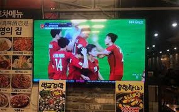 Toàn bộ các trận đấu của U22 Việt Nam sẽ lên sóng Hàn Quốc - Bóng Đá
