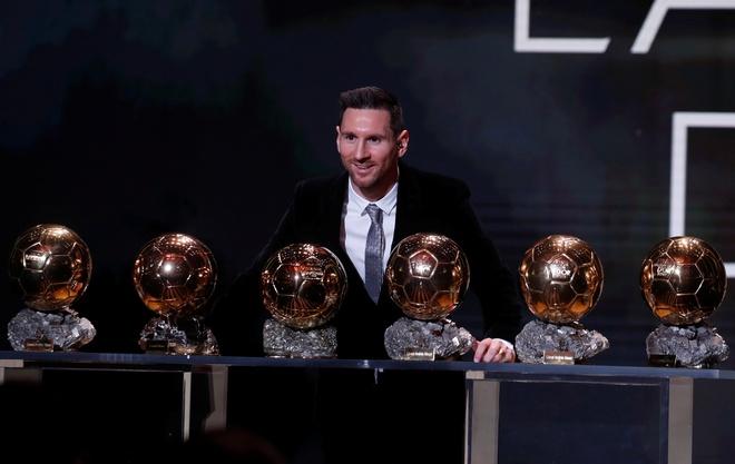 """Soikeoinfo tin: """"Đáng ra Messi phải hơn Ronaldo 10 QBV"""""""