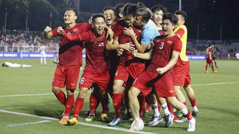 Thắng người Thái, U22 Việt Nam sẽ đi vào lịch sử SEA Games - Bóng Đá