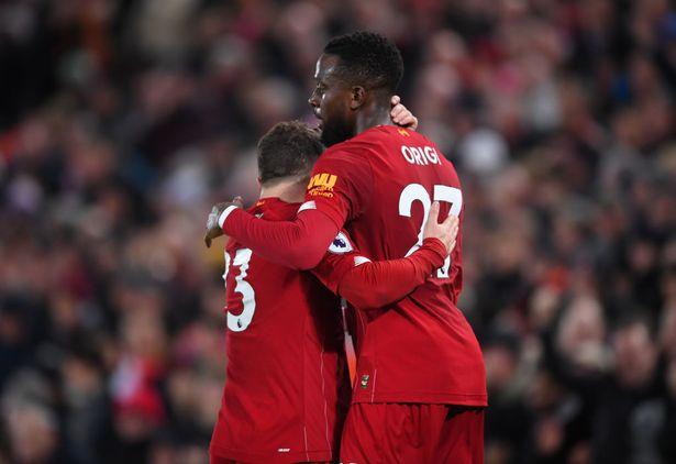 Bí mật đằng sau 5 sự thay đổi của Liverpool đêm qua - Bóng Đá
