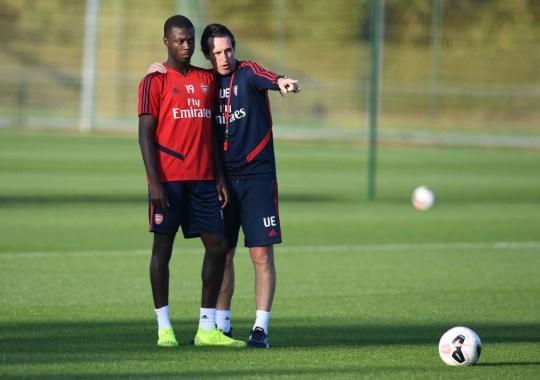 Nicolas Pepe - Từ bom tấn đến kẻ bị bỏ rơi tại Arsenal - Bóng Đá