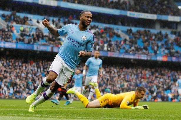 Sterling và lời nguyền không lời giải trước Man Utd - Bóng Đá